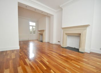 Thumbnail 4 bed terraced house to rent in Whellock Road, Chiswick