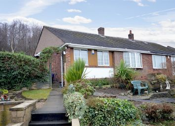 Thumbnail 3 bed semi-detached bungalow for sale in Mountfield Avenue, Huddersfield, West Yorkshire