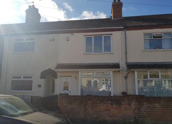Thumbnail 3 bed terraced house for sale in 120 Elsenham Road, Grimsby, Lincolnshire