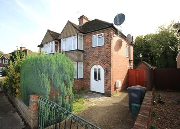Thumbnail 3 bed semi-detached house to rent in Ash Grove, Guildford