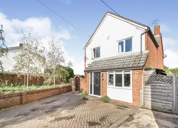Thumbnail 4 bed detached house for sale in Victoria Road, Chelmsford
