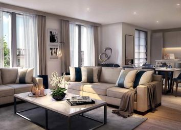 Thumbnail 3 bed flat for sale in The Atelier, 53 Sinclair Road, London