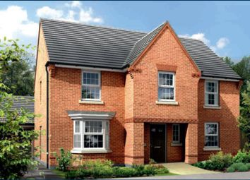 Thumbnail 4 bed detached house for sale in Plot 276, Gilbert's Lea, Birmingham Road, Bromsgrove
