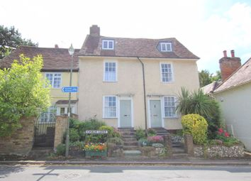 Thumbnail 3 bed terraced house to rent in Chalk Lane, Epsom