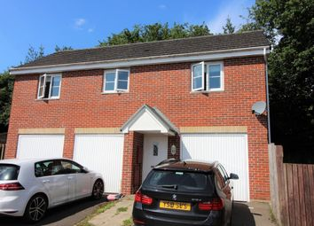Thumbnail 1 bed flat for sale in Woodside Drive, Newbridge, Newport