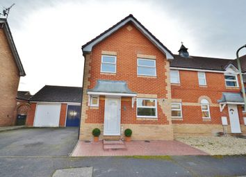 Thumbnail 3 bed end terrace house for sale in Derwent Avenue, Didcot