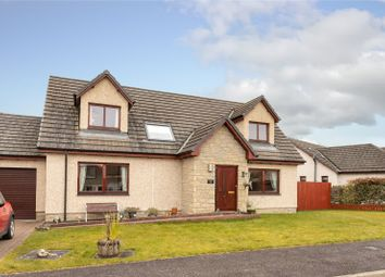 Thumbnail 4 bed detached house for sale in Kinclaven Gardens, Murthly, Perth