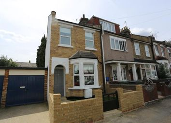 Thumbnail 4 bed end terrace house for sale in Manor Road, Walthamstow, London