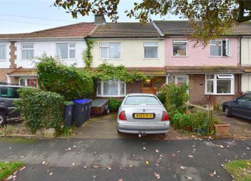 Thumbnail 3 bed terraced house for sale in Third Avenue, Lancing, West Sussex
