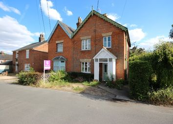Thumbnail 3 bed semi-detached house for sale in Naldertown, Wantage
