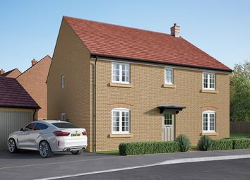 """5 bed detached house for sale in """"The Attingham"""" at Isemill Road, Burton Latimer, Kettering NN15"""