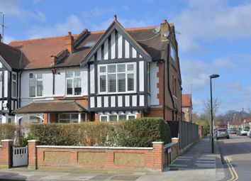 Thumbnail 2 bed flat for sale in Madrid Road, Barnes