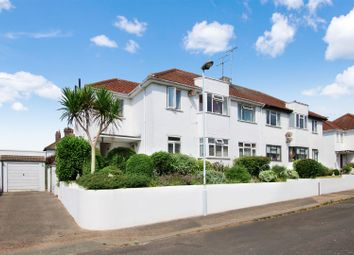 Thumbnail 3 bed flat for sale in Hurst Avenue, Worthing