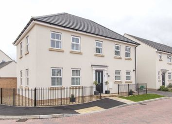Thumbnail 4 bed detached house for sale in Pegwell Close, Charlton Hayes, Bristol