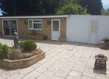 Thumbnail 1 bed detached house to rent in Coppermill Road, Wraysbury, Staines