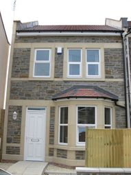 Thumbnail 6 bed shared accommodation to rent in Radnor Road, Horfield, Bristol