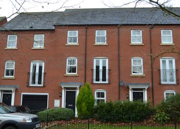 Thumbnail 4 bed town house to rent in Arran Close, Greylees, Sleaford