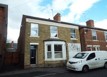 Thumbnail 4 bed property to rent in Bernard Street, Nottingham