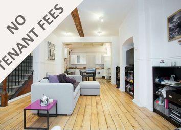 Thumbnail 1 bedroom flat to rent in Cross Street, London