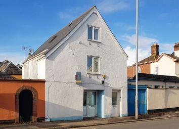 Thumbnail 3 bed maisonette for sale in Chestnut Court, Dawlish Road, Alphington, Exeter
