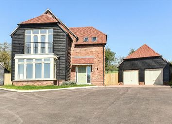 Thumbnail 4 bed detached house for sale in Bighton Hill, Ropley, Hampshire