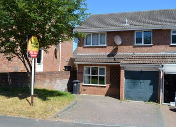 Thumbnail Semi-detached house for sale in Midhaven Rise, Worle, Weston-Super-Mare