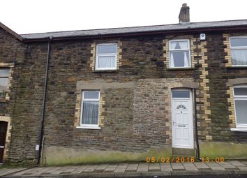 Thumbnail 2 bed terraced house to rent in Golden Grove, Newbridge, Newport.