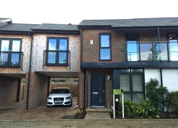 Thumbnail 2 bed semi-detached house to rent in Ginsberg Crescent, Oakgrove, Milton Keynes