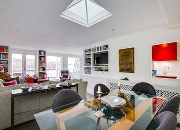Thumbnail 3 bed duplex to rent in Queens Gate Terrace, London