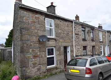 Thumbnail 1 bed end terrace house for sale in Adelaide Street, Camborne, Cornwall