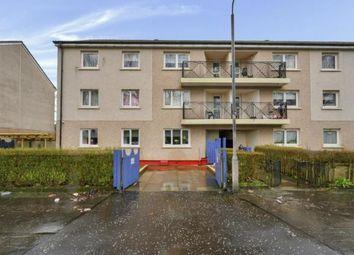 Thumbnail 3 bed flat for sale in Cloan Avenue, Drumchapel, Glasgow