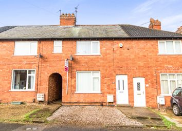 Thumbnail 2 bed terraced house for sale in Brading Avenue, Grantham