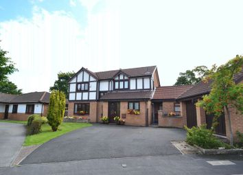 Thumbnail 5 bed detached house for sale in Abbot Meadow, Penwortham, Preston