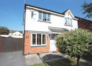 Thumbnail 2 bed semi-detached house for sale in Frampton Road, Linden, Gloucester
