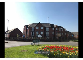 Thumbnail 2 bed flat to rent in Hilton, Derby