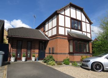 Thumbnail 3 bed detached house for sale in Keats Grove, Stamford
