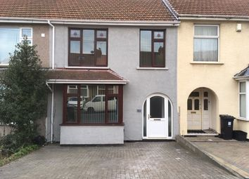 Thumbnail 4 bed terraced house to rent in Northville Road, Bristol, Bristol