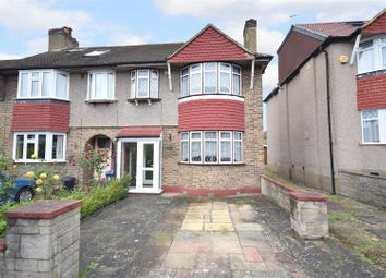 Thumbnail 3 bed end terrace house for sale in Templecombe Way, Morden