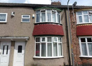 Thumbnail 2 bedroom terraced house for sale in Hovingham Street, Middlesbrough