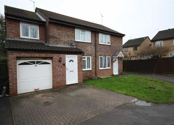 Thumbnail 3 bedroom semi-detached house for sale in Littlecote Close, Westlea, Swindon