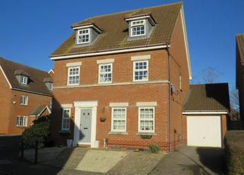 Thumbnail 6 bedroom town house for sale in Middleton Way, Leighton Buzzard