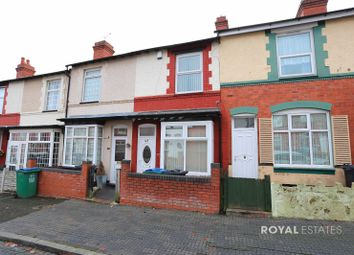 Thumbnail 2 bed terraced house to rent in Beechfield Road, Smethwick, West Midlands