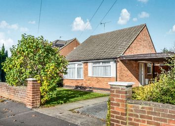 Thumbnail 2 bedroom detached bungalow for sale in Willson Avenue, Littleover, Derby