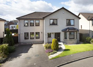 Thumbnail 5 bedroom detached house for sale in Inchbrakie Drive, Crieff