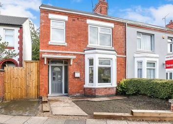 Thumbnail 3 bed end terrace house for sale in Bulls Head Lane, Stoke, Coventry, West Midlands