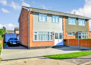 Thumbnail 3 bed semi-detached house for sale in Hope Road, Canvey Island
