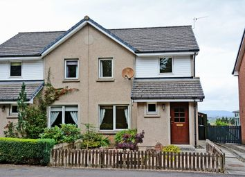 Thumbnail 3 bed property for sale in 14 Main Road, Aberuthven Auchterarder