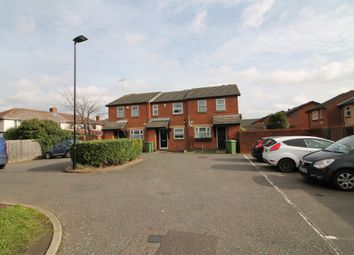 Thumbnail 2 bed terraced house for sale in Grayling Close, London