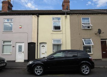 Thumbnail 2 bed terraced house for sale in Thornley Street, Burton-On-Trent