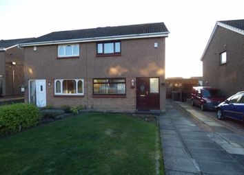 Thumbnail Semi-detached house for sale in 14, Carradale Gardens, Kirkcaldy